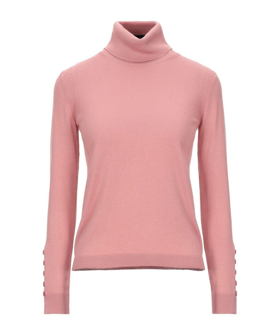 Image for Nenette Pastel Pink Lightweight Knit Jumper