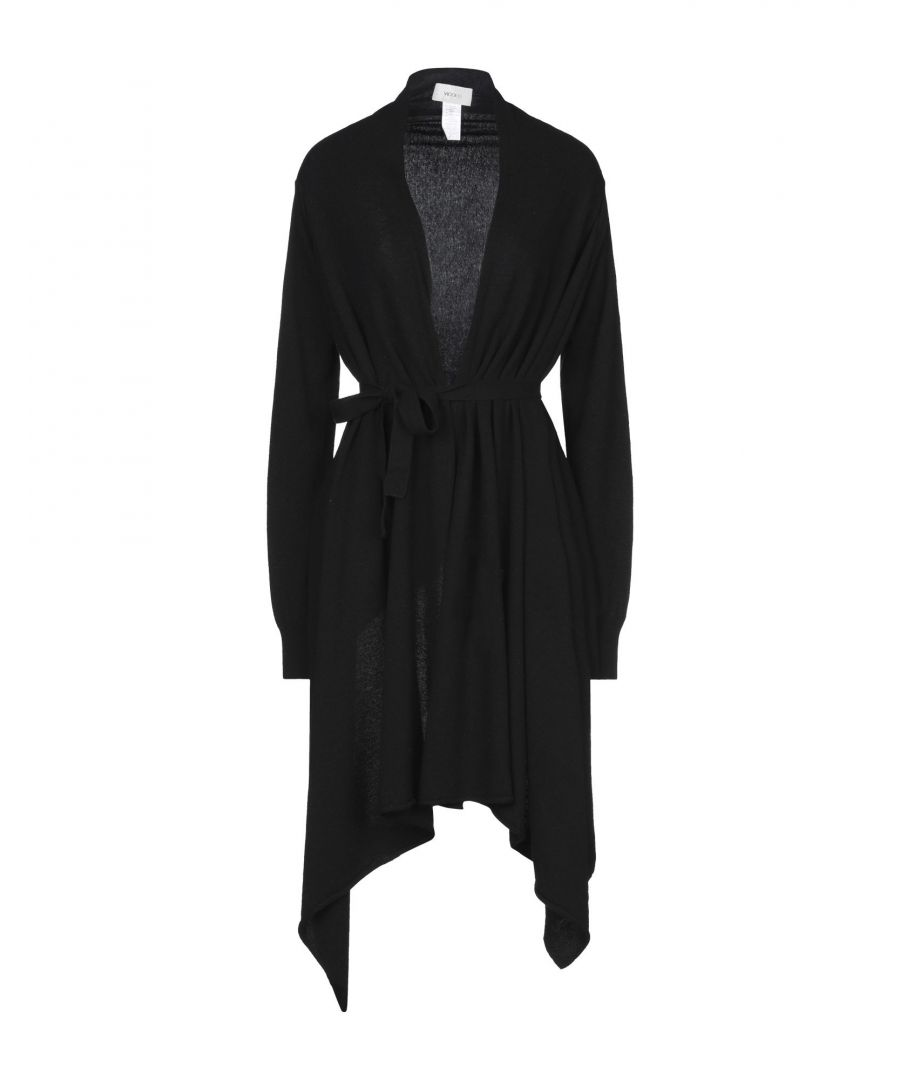 Image for Vicolo Black Knit Cardigan