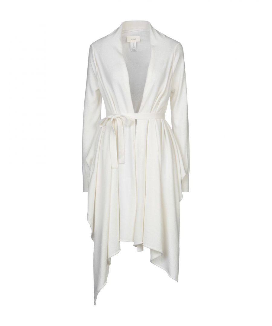 Image for Vicolo Ivory Lightweight Knit Cardigan