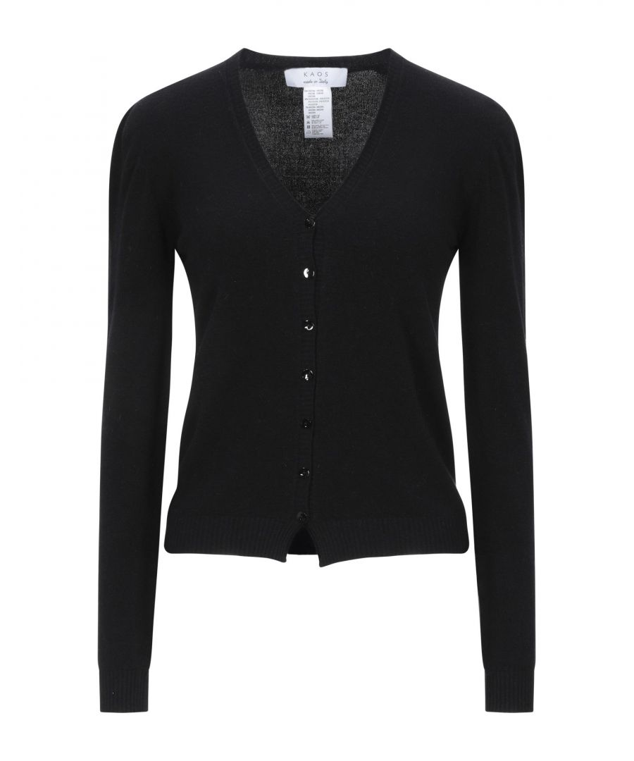Image for Kaos Black Knit Cardigan
