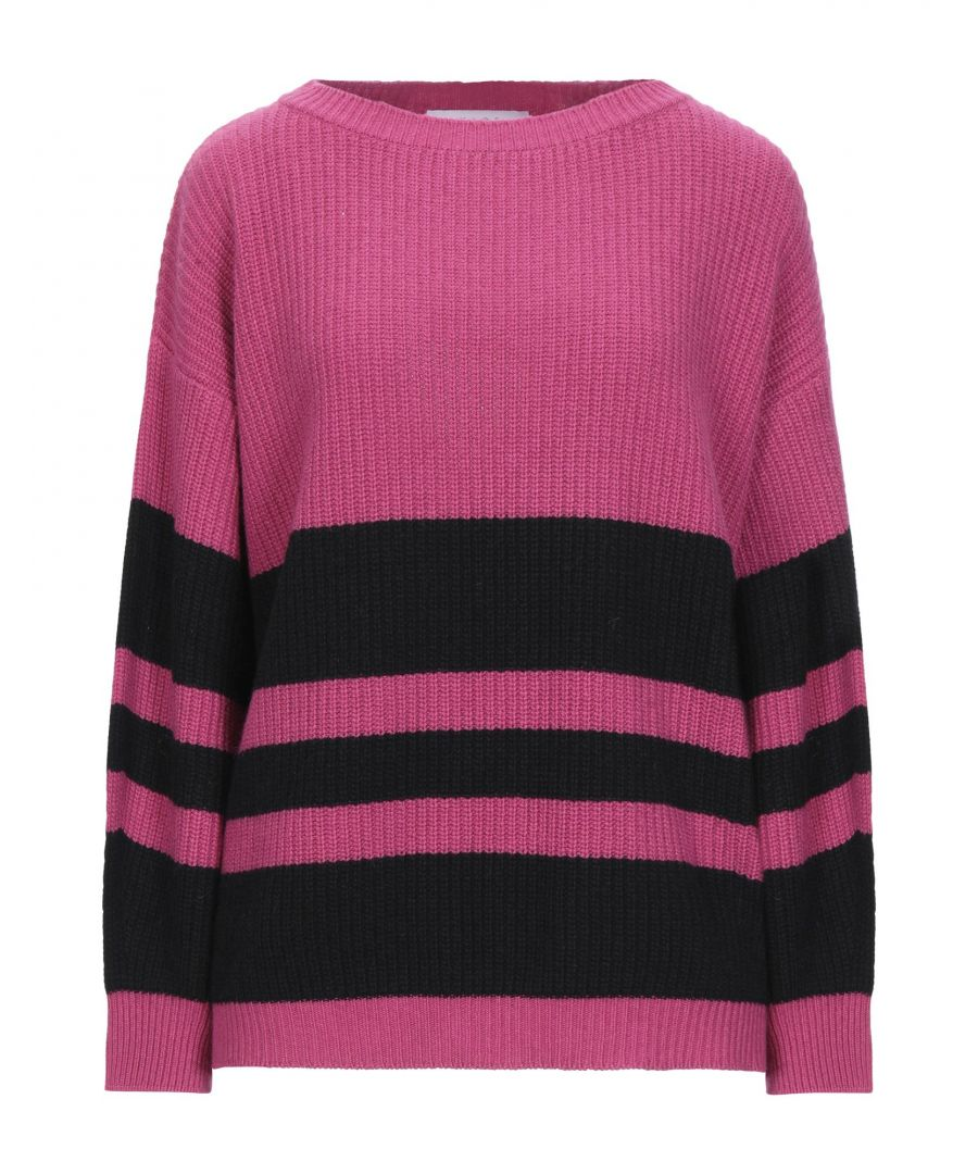 Image for Kaos Garnet Stripe Knit Jumper