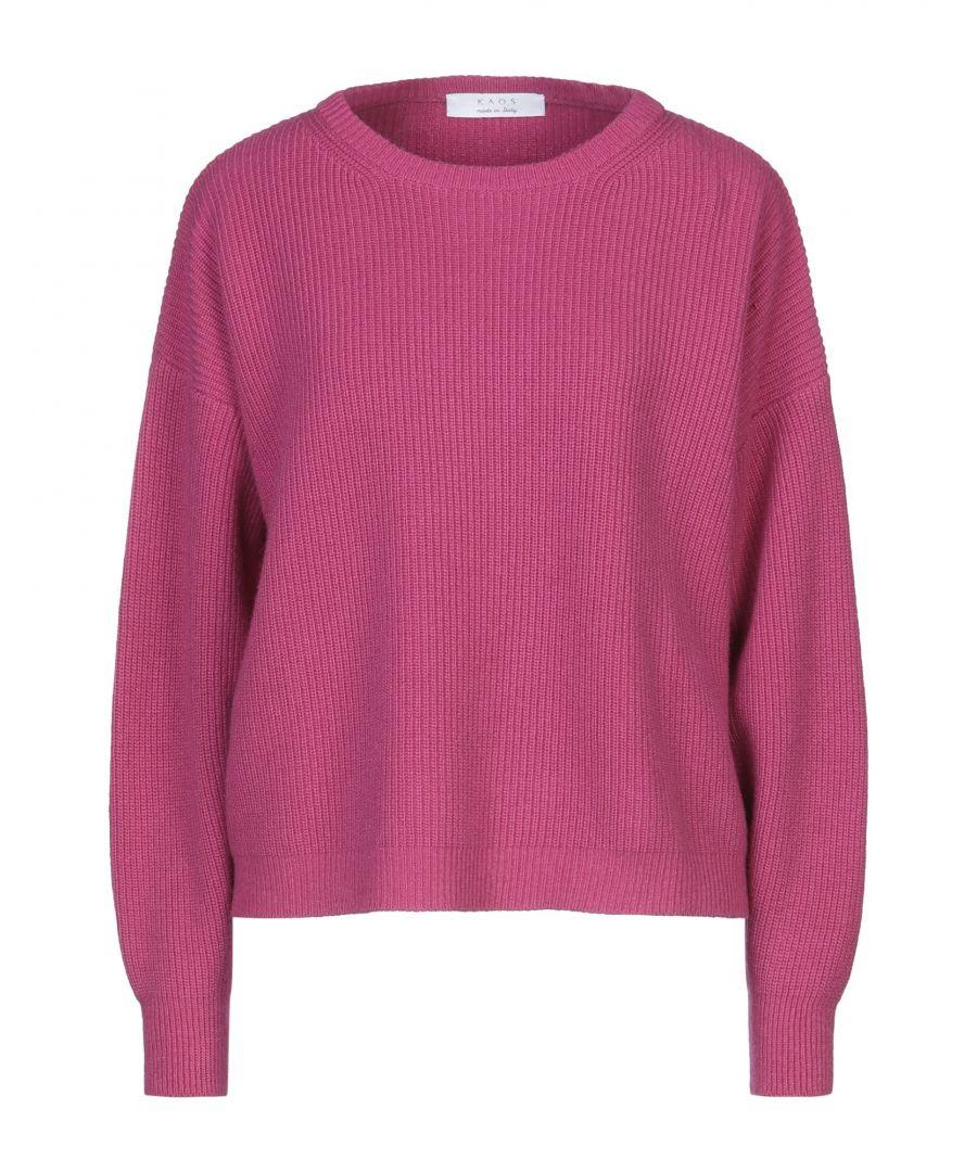 Image for Kaos Garnet Knit Jumper