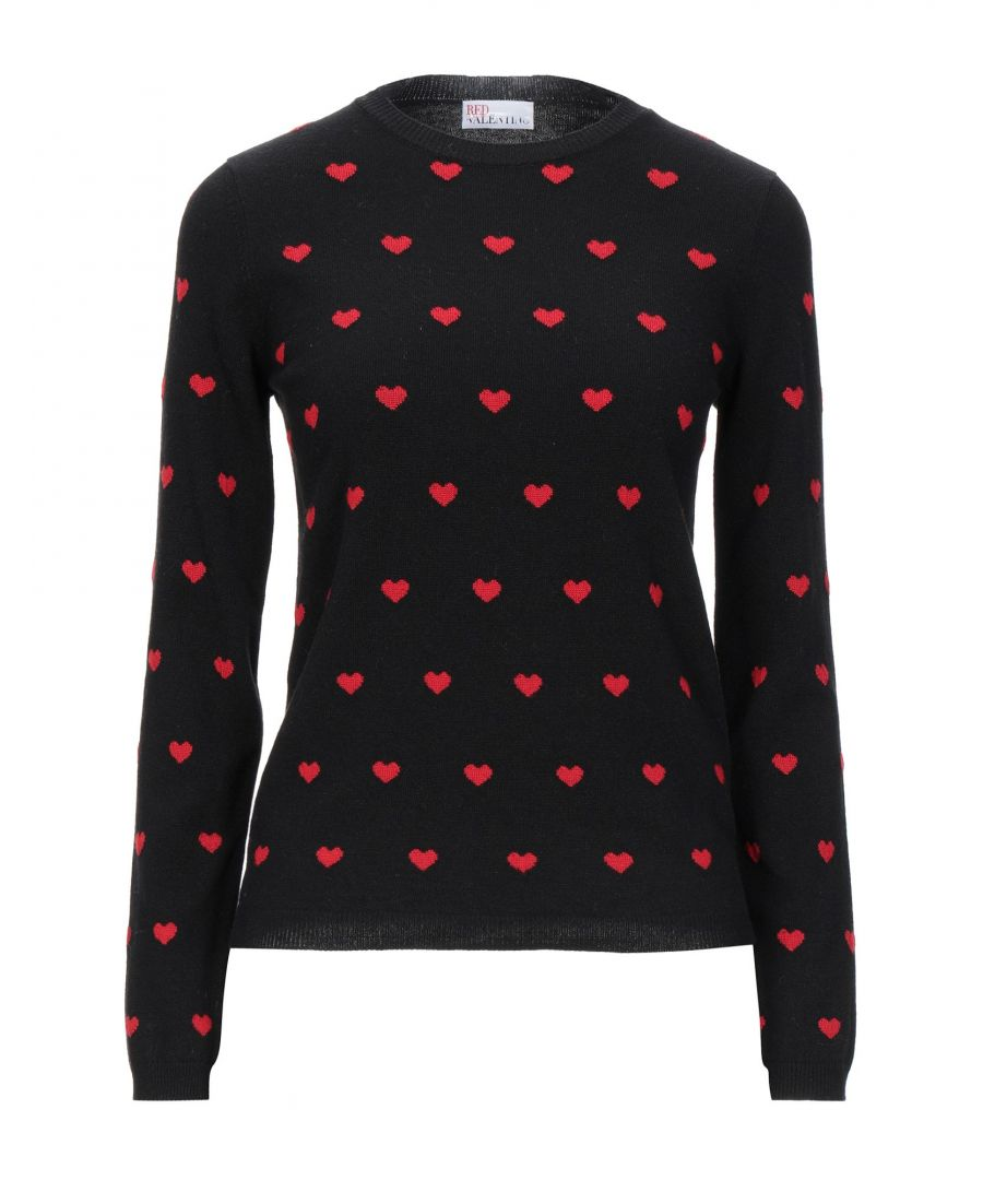 Image for Redvalentino Black Wool Jumper