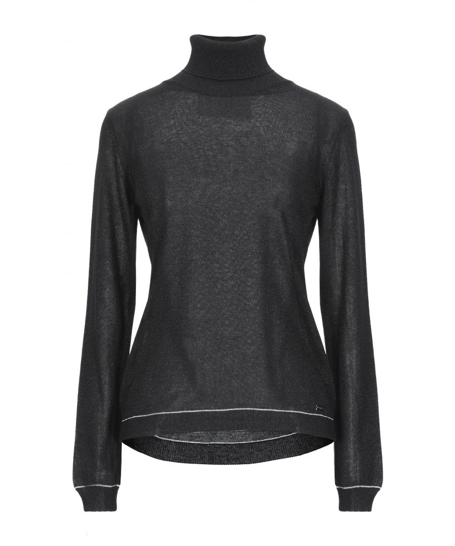 Image for Nenette Woman Turtlenecks Black Viscose