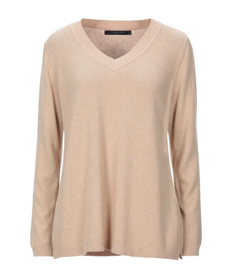 Image for Messagerie Camel Knit Jumper