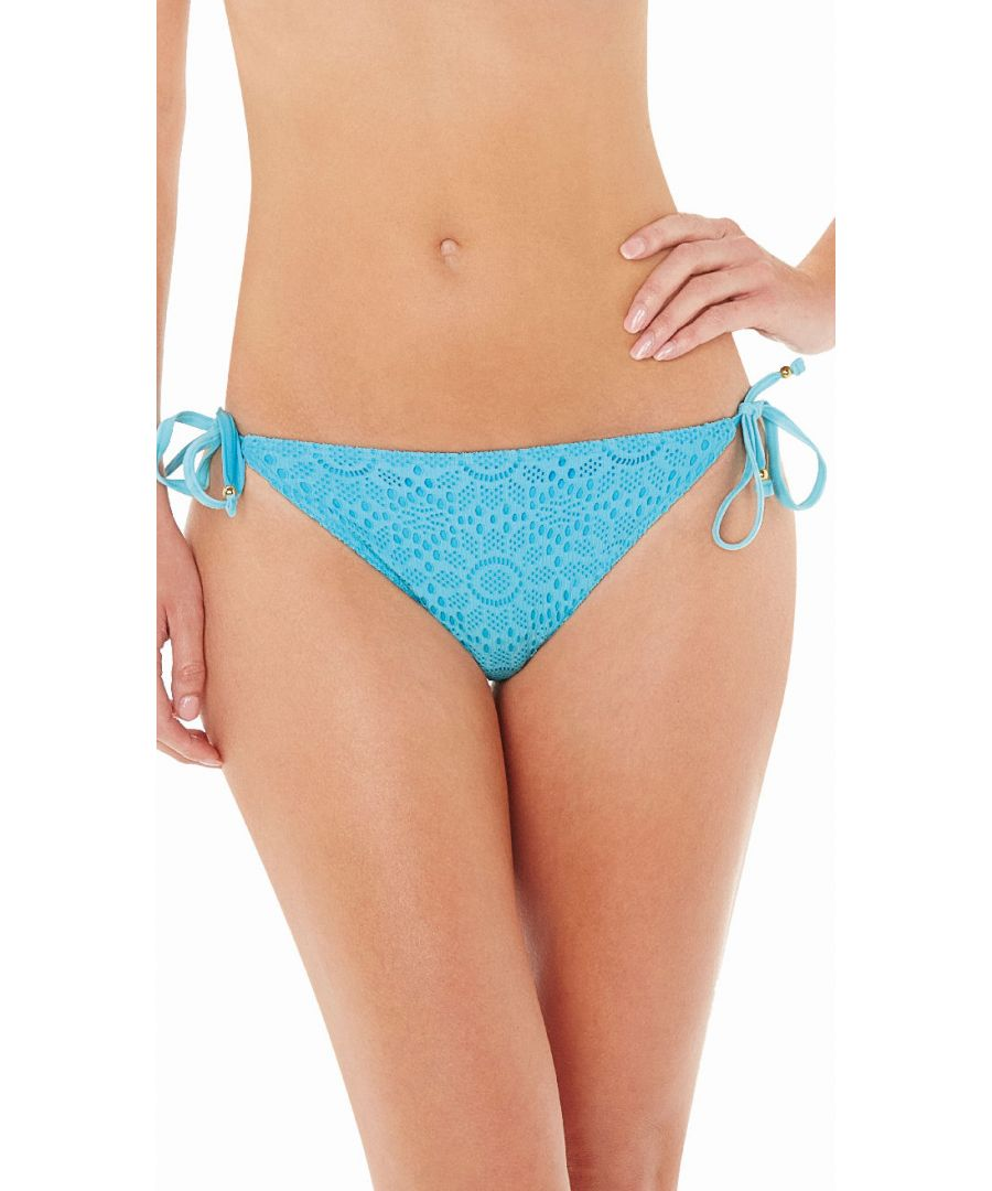 Image for Summer Days Tie Side Bikini Brief