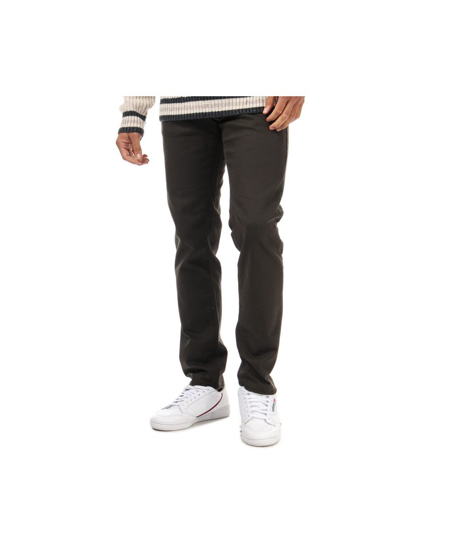 Image for Men's Ted Baker Wedmin Straight Fit Jeans in Khaki
