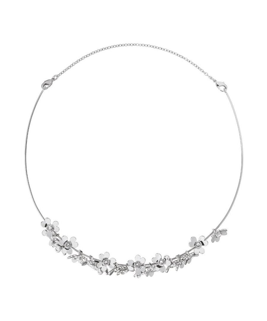Image for Ted Baker Hadriaa Tbj1859 Heart Blossom Tiara, Silver