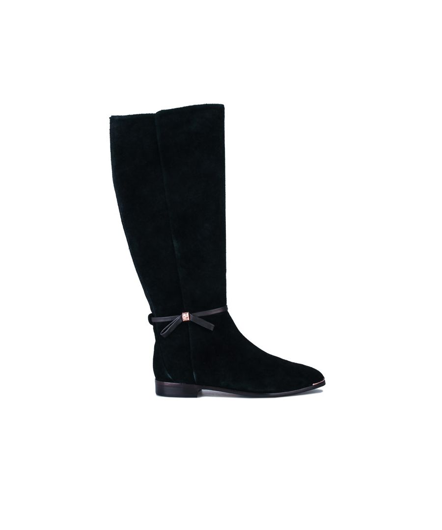 Image for Women's Ted Baker Lykla Knee High Boots in Black