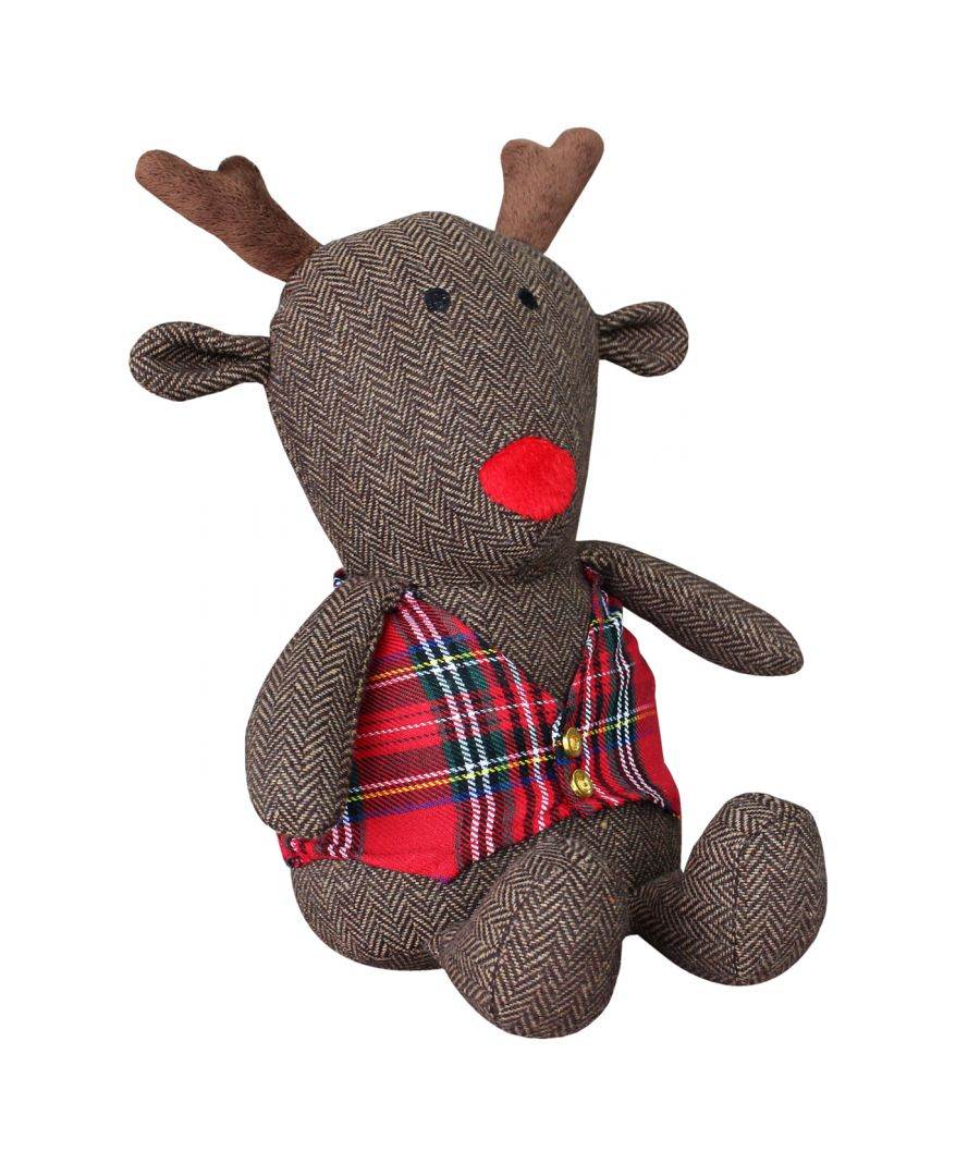 Image for Rudolph Reindeer Doorstop