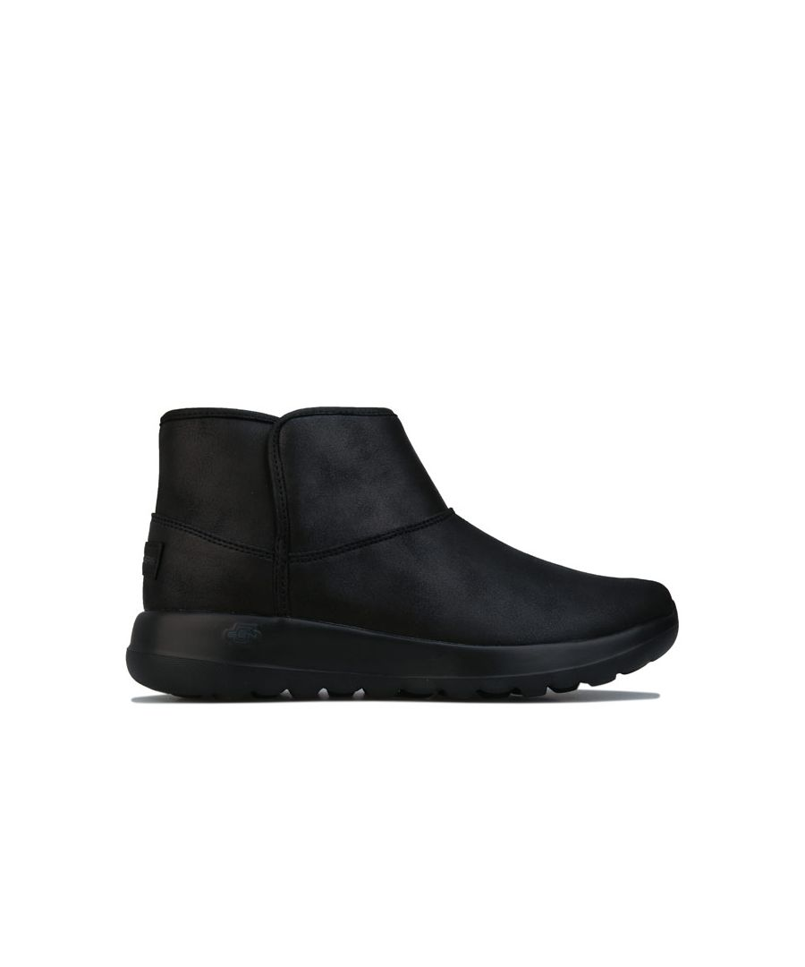Image for Women's Skechers On The Go Joy Harvest Boots in Black