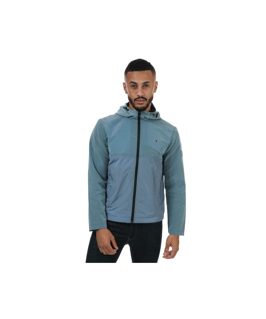 Image for Men's Tommy Hilfiger Lightweight Jacket in Light Blue