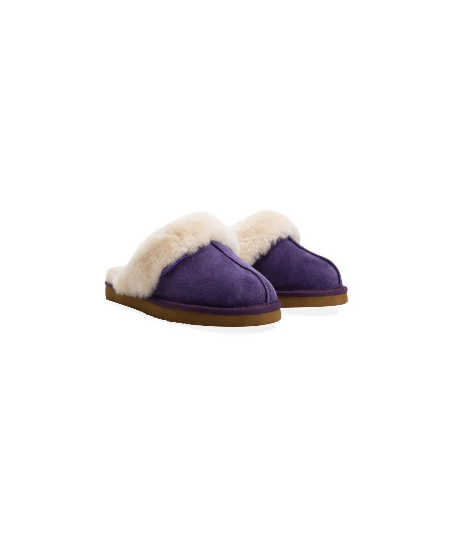 Image for Redfoot Ann Purple Slippers