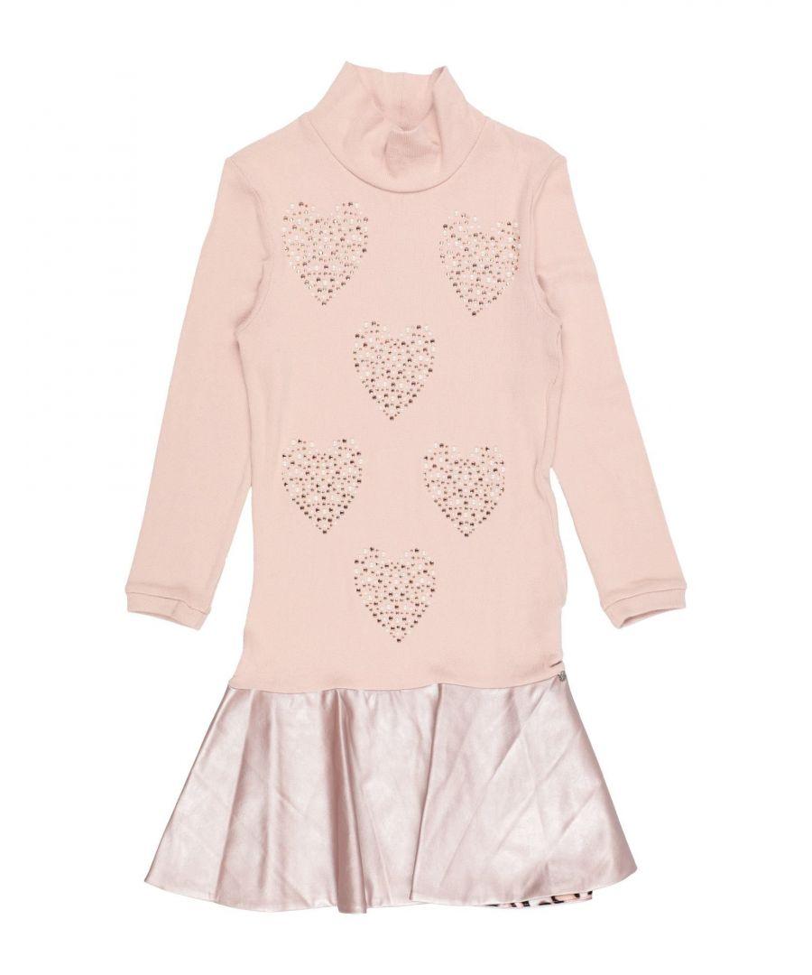 Image for DRESSES Miss Grant Pink Girl Viscose