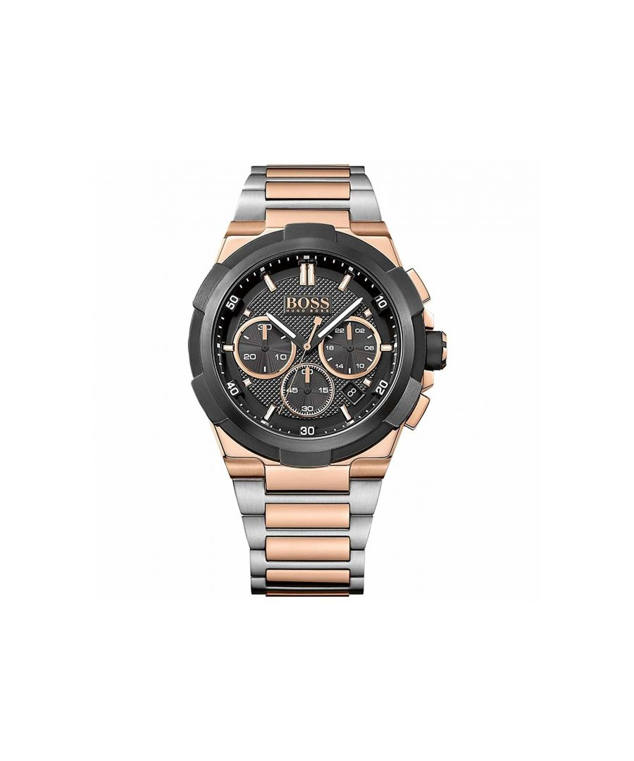 Image for Hugo Boss Mens' Supernova Chronograph Watch 1513358