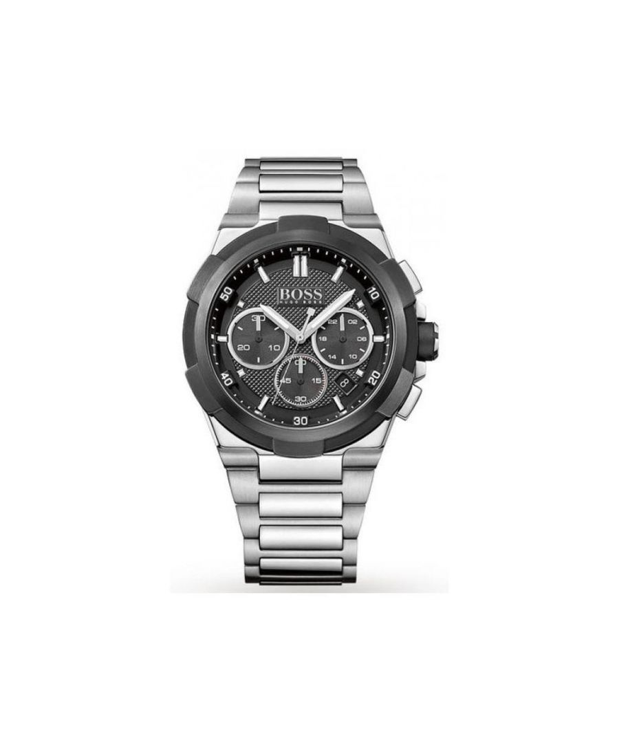 Image for Hugo Boss Mens' Supernova Chronograph Watch 1513359