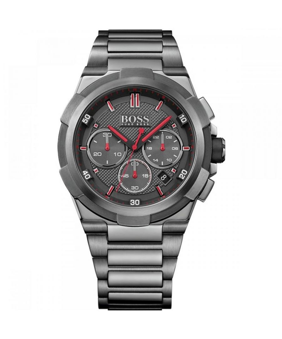 Image for Hugo Boss Mens' Supernova Chronograph Watch 1513361