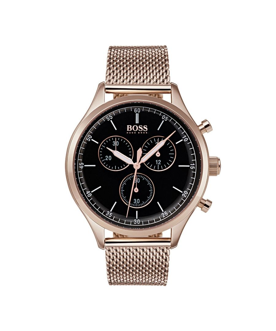 Image for Hugo Boss Companion Chronograph Mens Watch