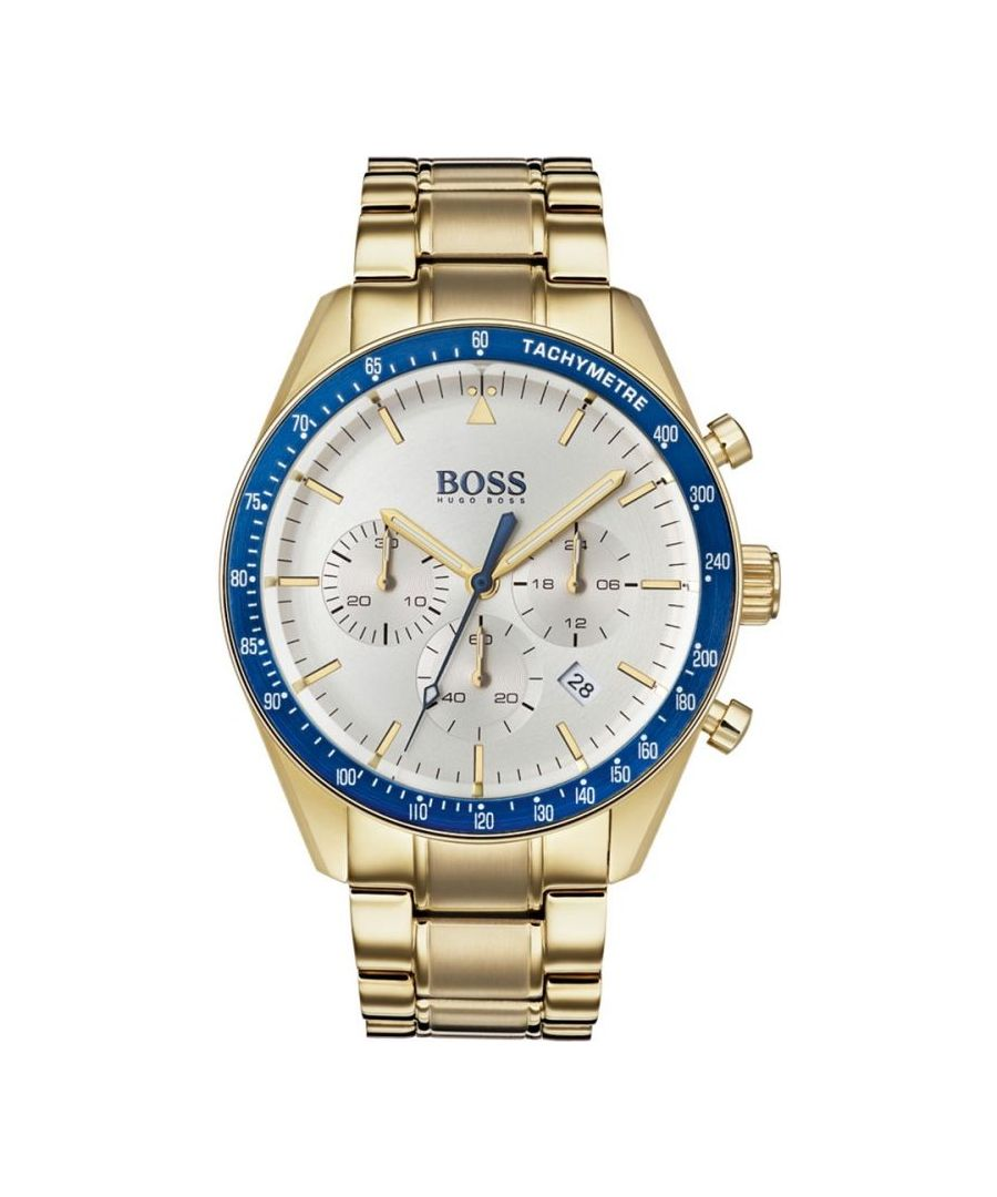 Image for Hugo Boss Trophy Gold Watch