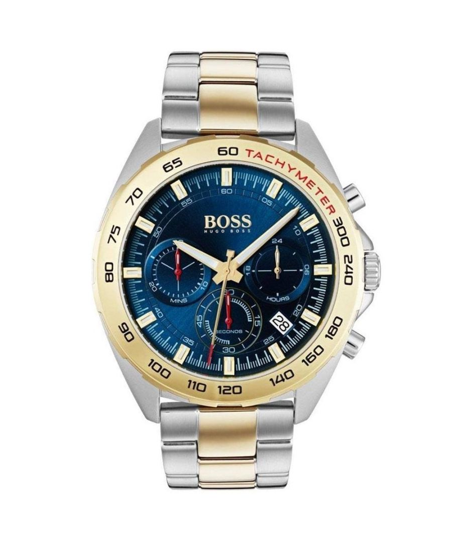 Image for Hugo Boss Mens' Intensity Watch 1513667