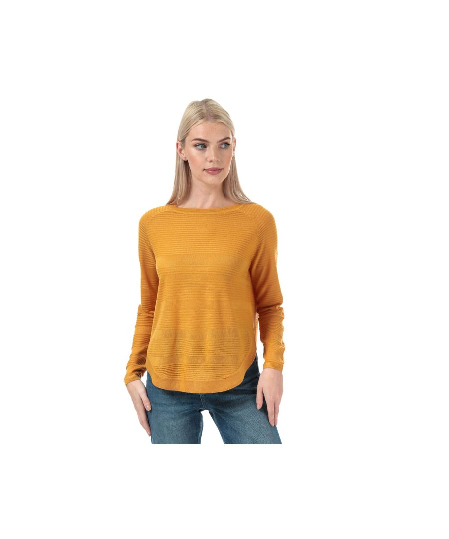 Image for Women's Only Caviar Jumper in Yellow