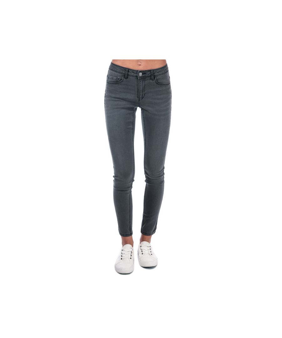 Image for Women's Only Ultimate King Skinny Jeans in Grey