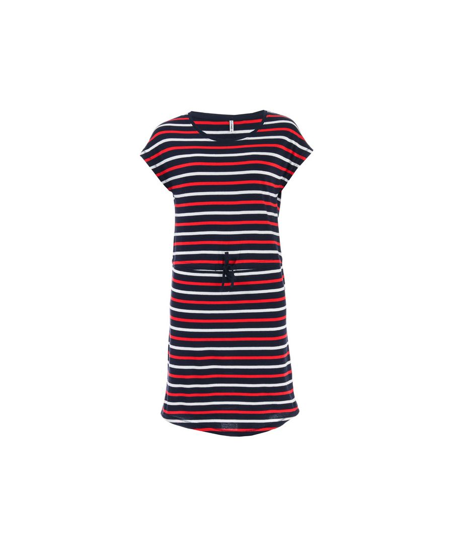 Image for Women's Only May Life Stripe Dress in Navy