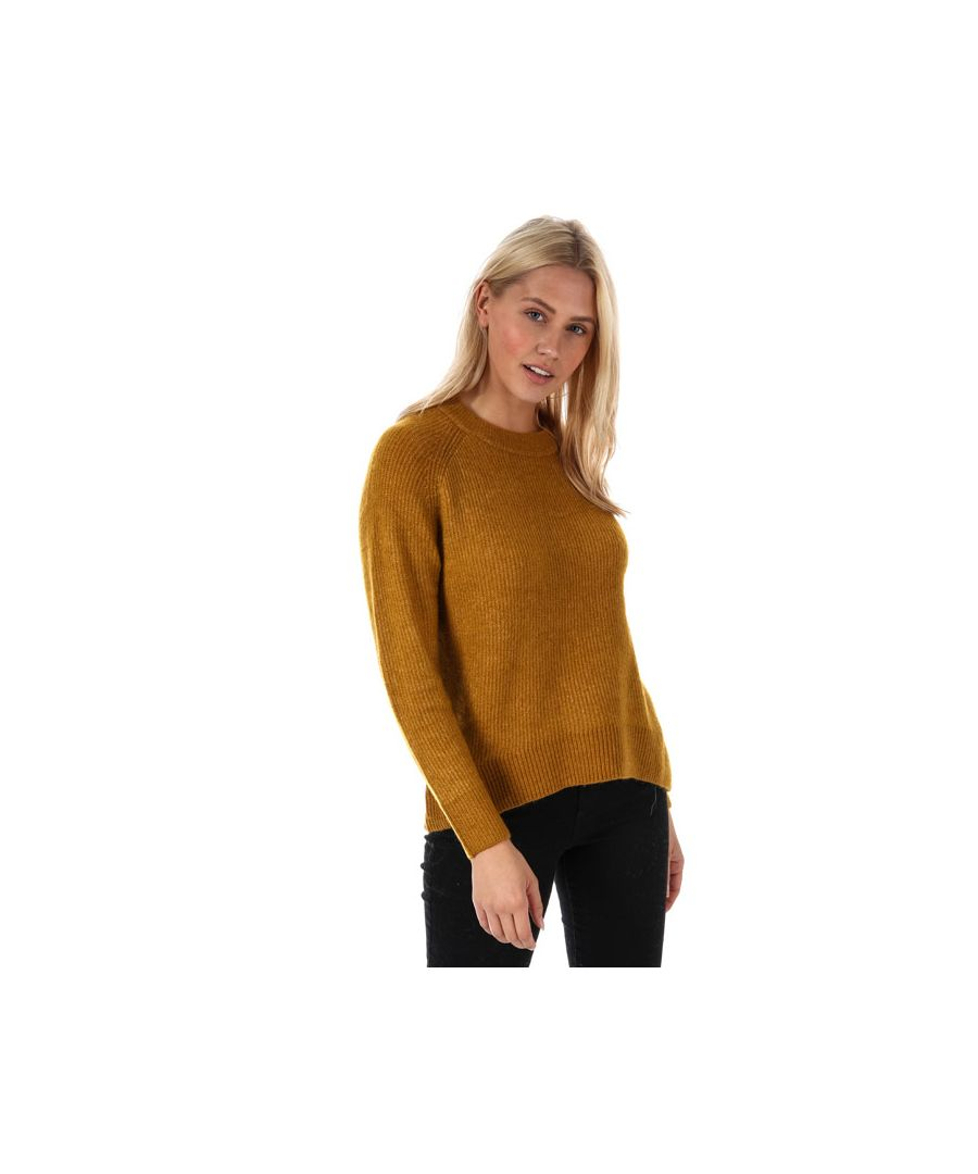 Image for Women's Only Orleans Jumper in Mustard