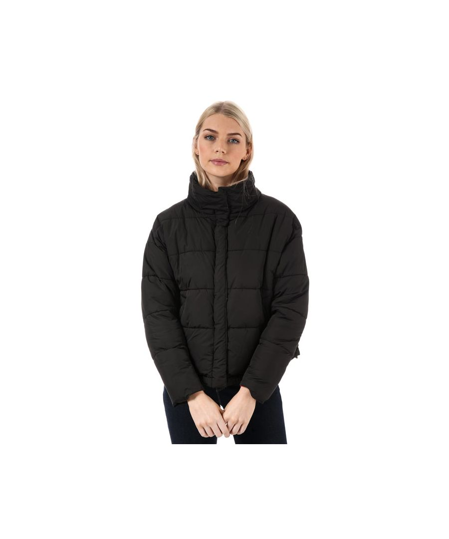 Image for Women's Only Evie Padded Jacket in Black