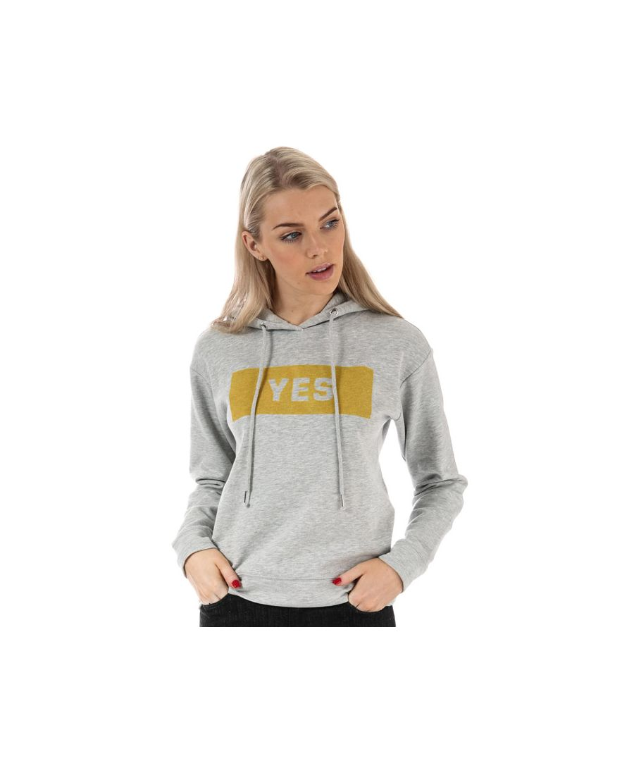 Image for Women's Only Hilde Hoody in Light Grey