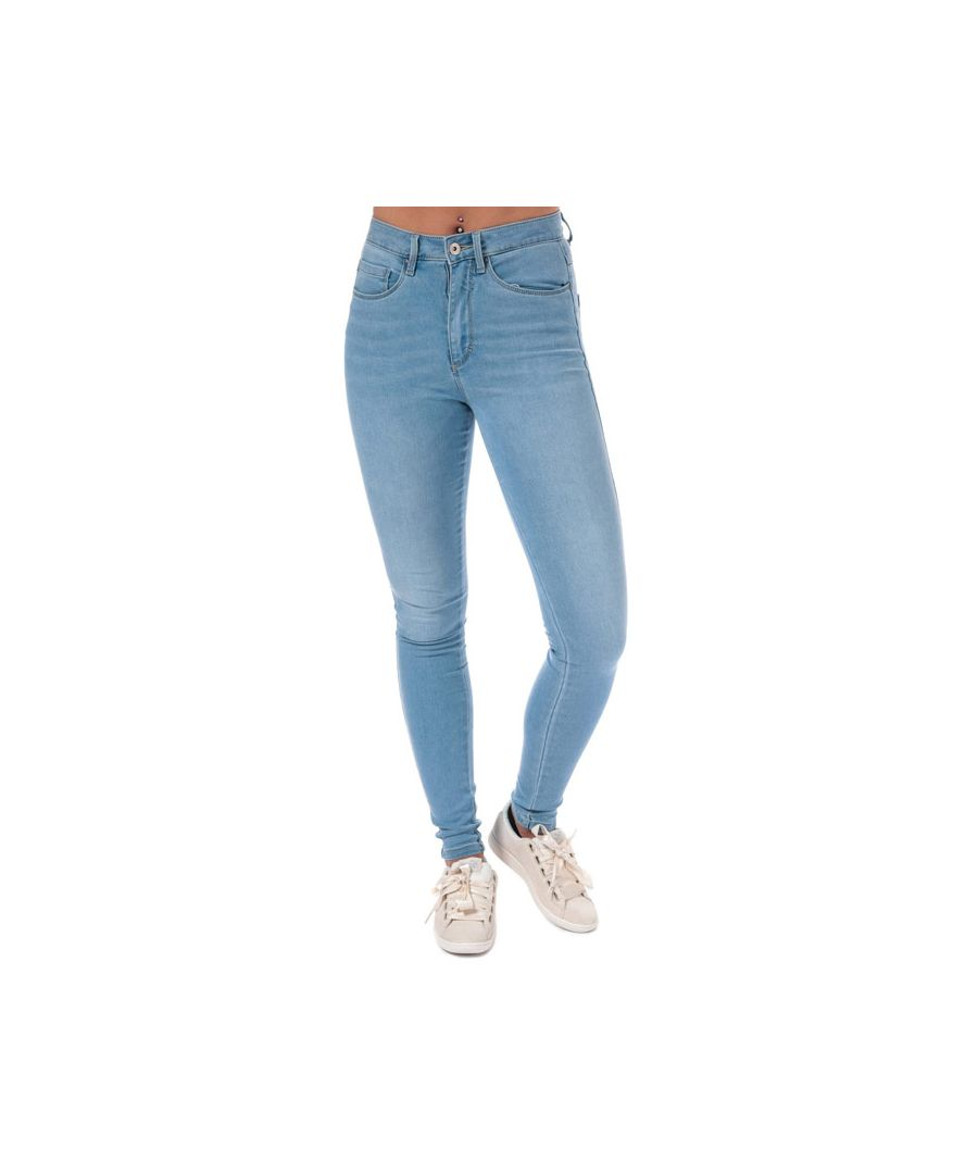 Image for Women's Only Royal High Skinny Jeans in Light Blue