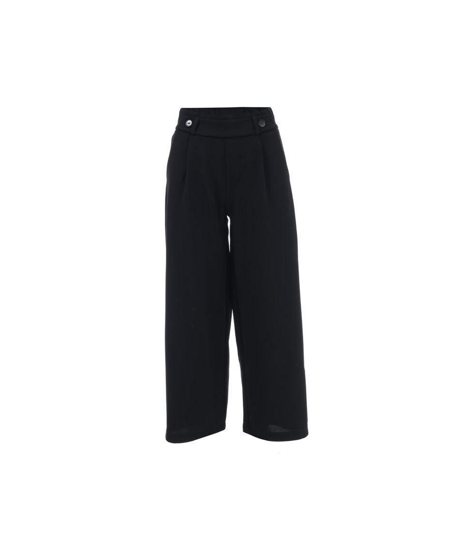 Image for Women's Jacqueline de Yong Geggo Jersey Trousers in Black