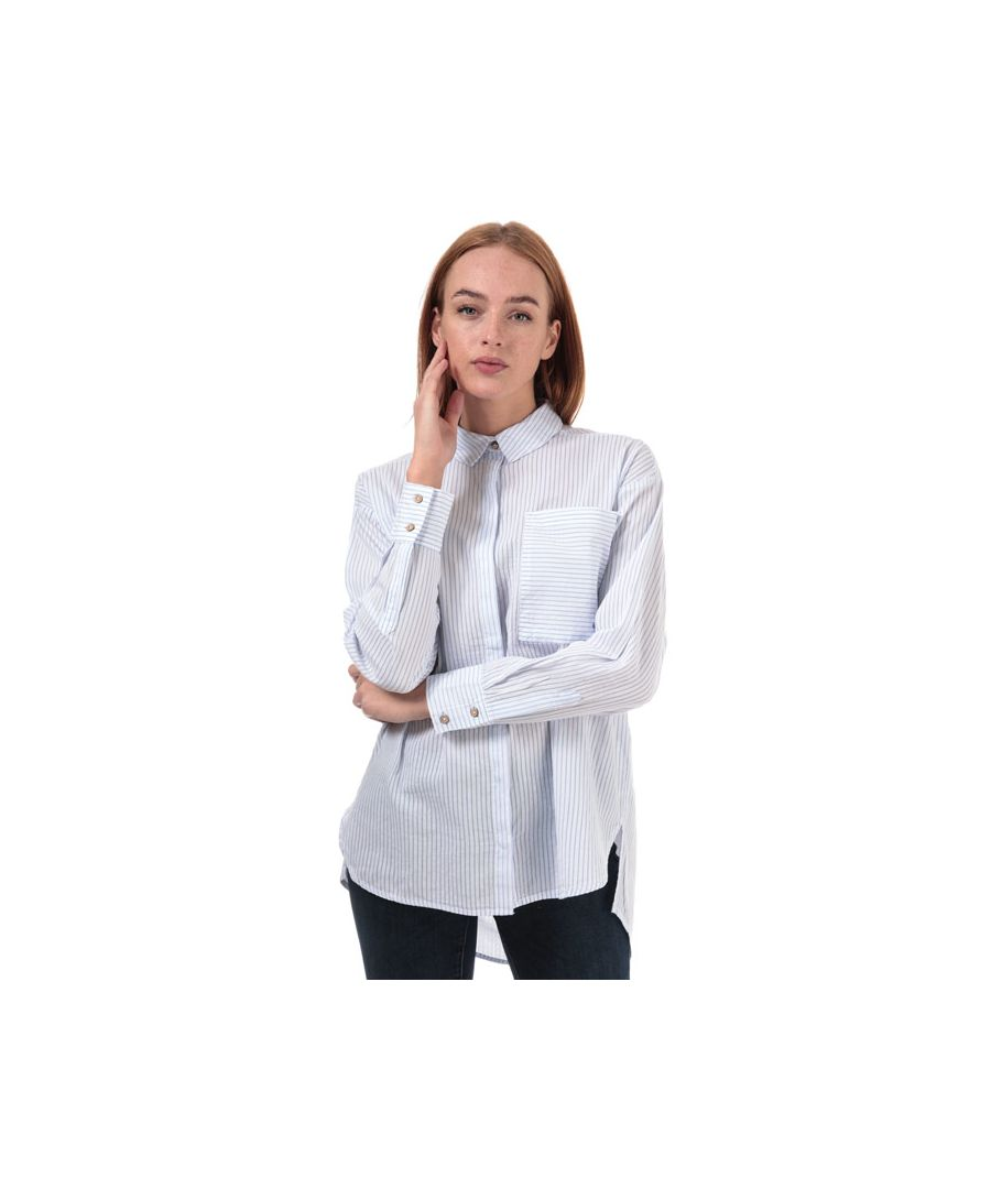 Image for Women's Only Carry Life Shirt in White