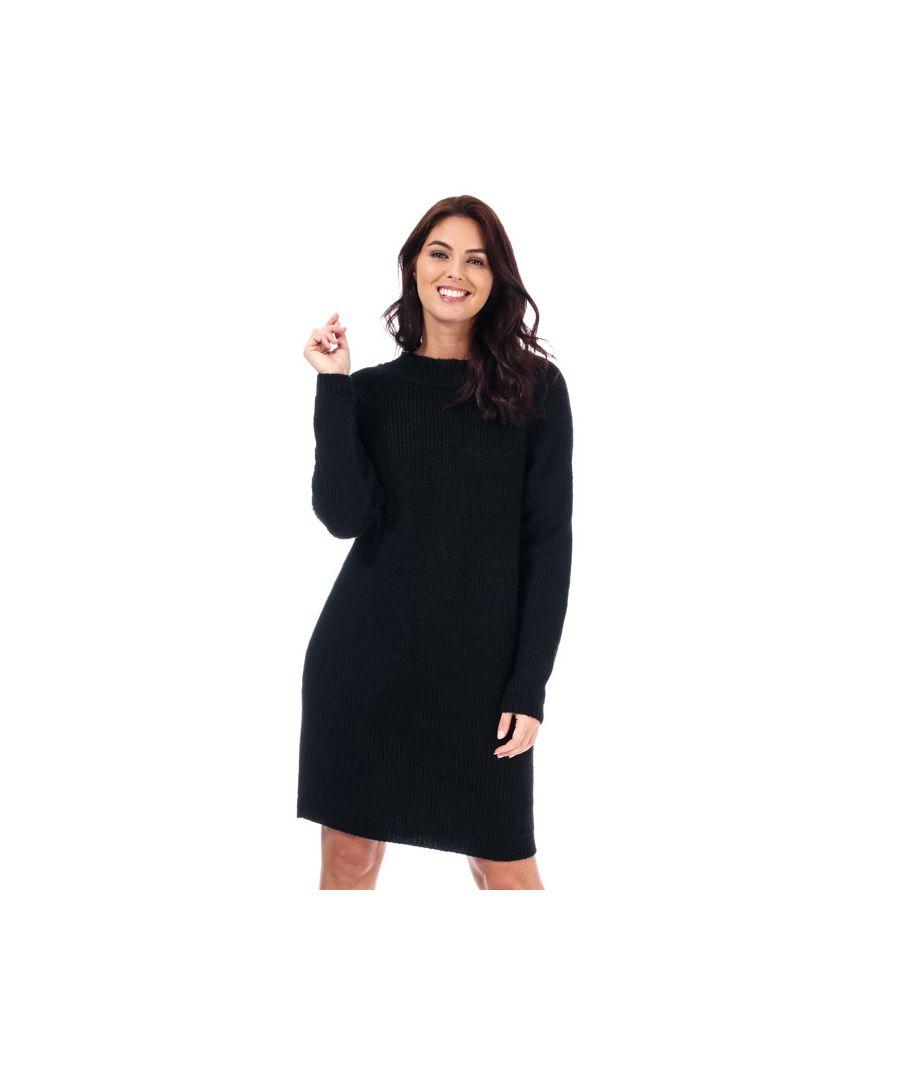 Image for Women's Only Jade Jumper Dress in Black