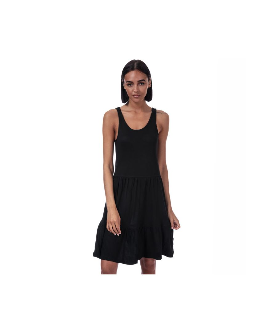 Image for Women's Only Nyla Jersey Dress in Black
