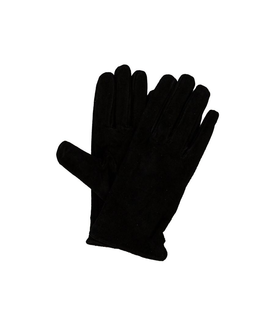 Image for Accessories Only Mille Leather Gloves in Black