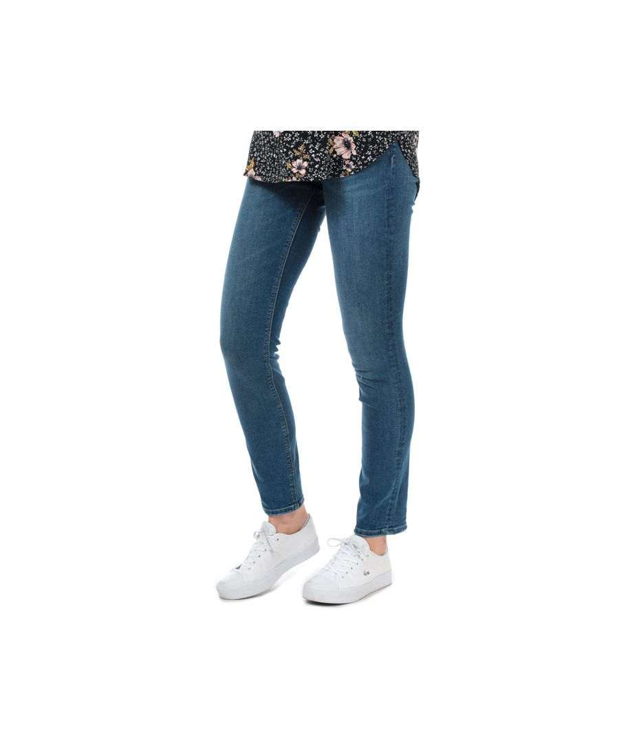 Image for Women's Only Eva Life Regular Slim Jeans in Denim