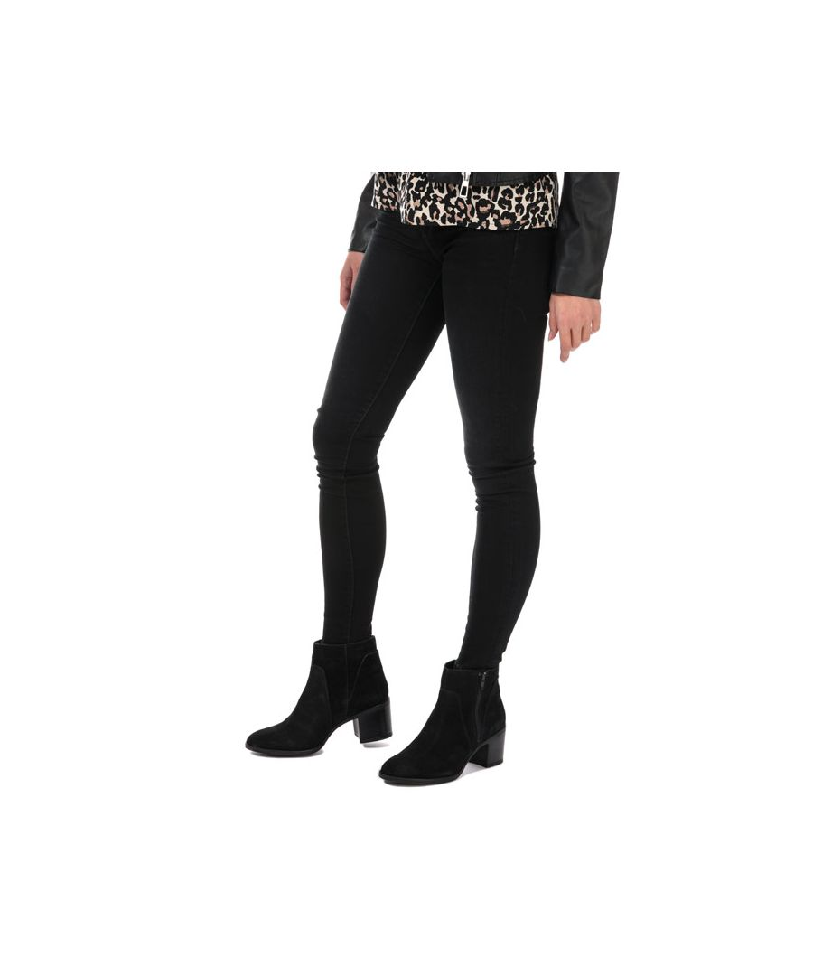 Image for Women's Only Shape Life Skinny Jeans in Black