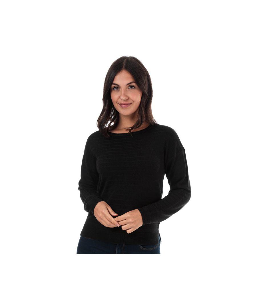 Image for Women's Jacqueline de Yong Gadot Jumper in Black