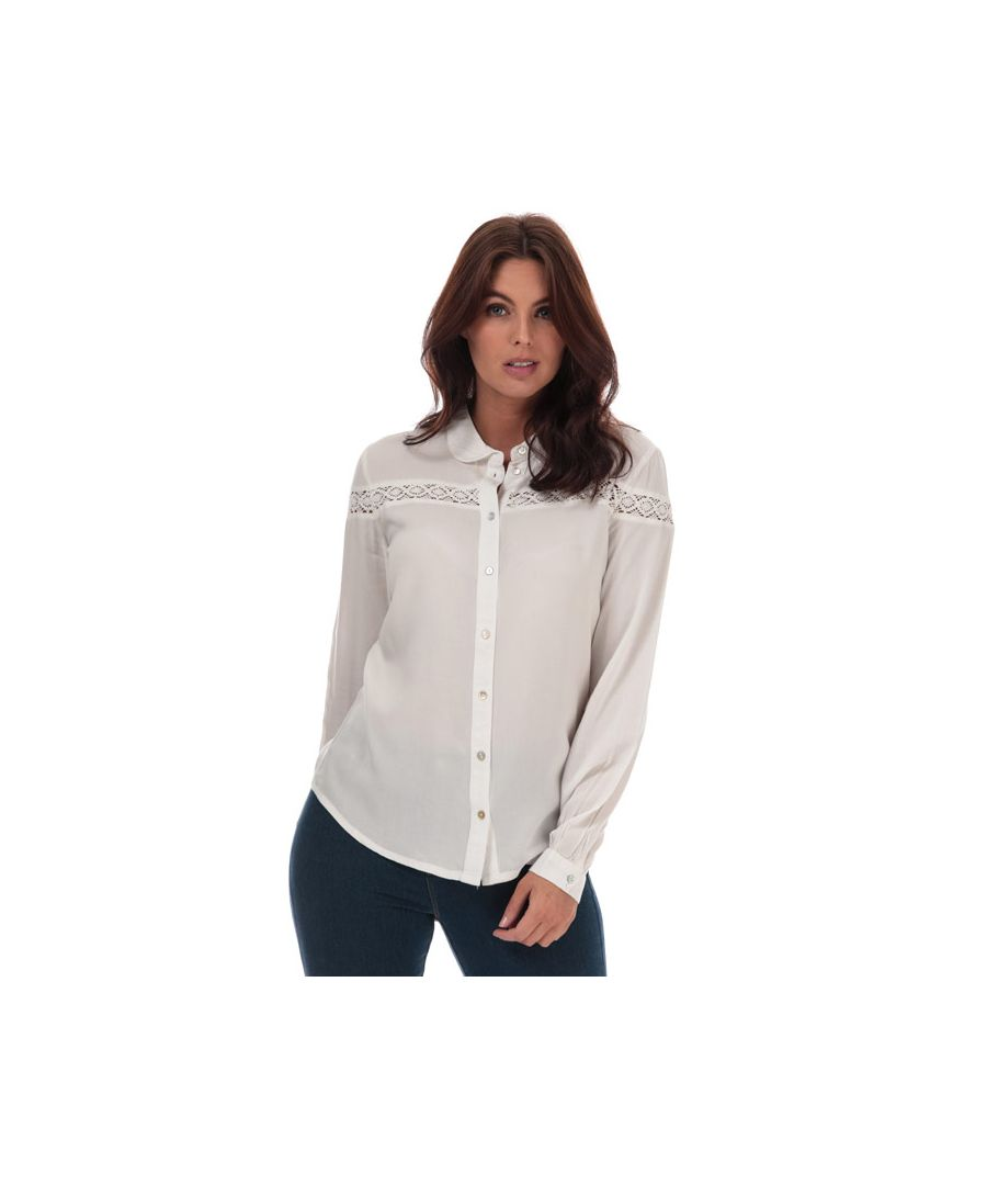 Image for Women's Jacqueline de Yong Rosalina Shirt in White