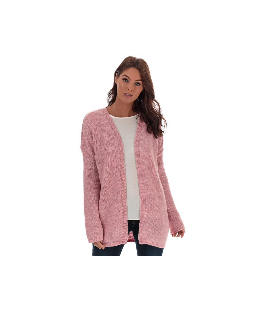 Image for Women's Only Lexi Cardigan in Rose