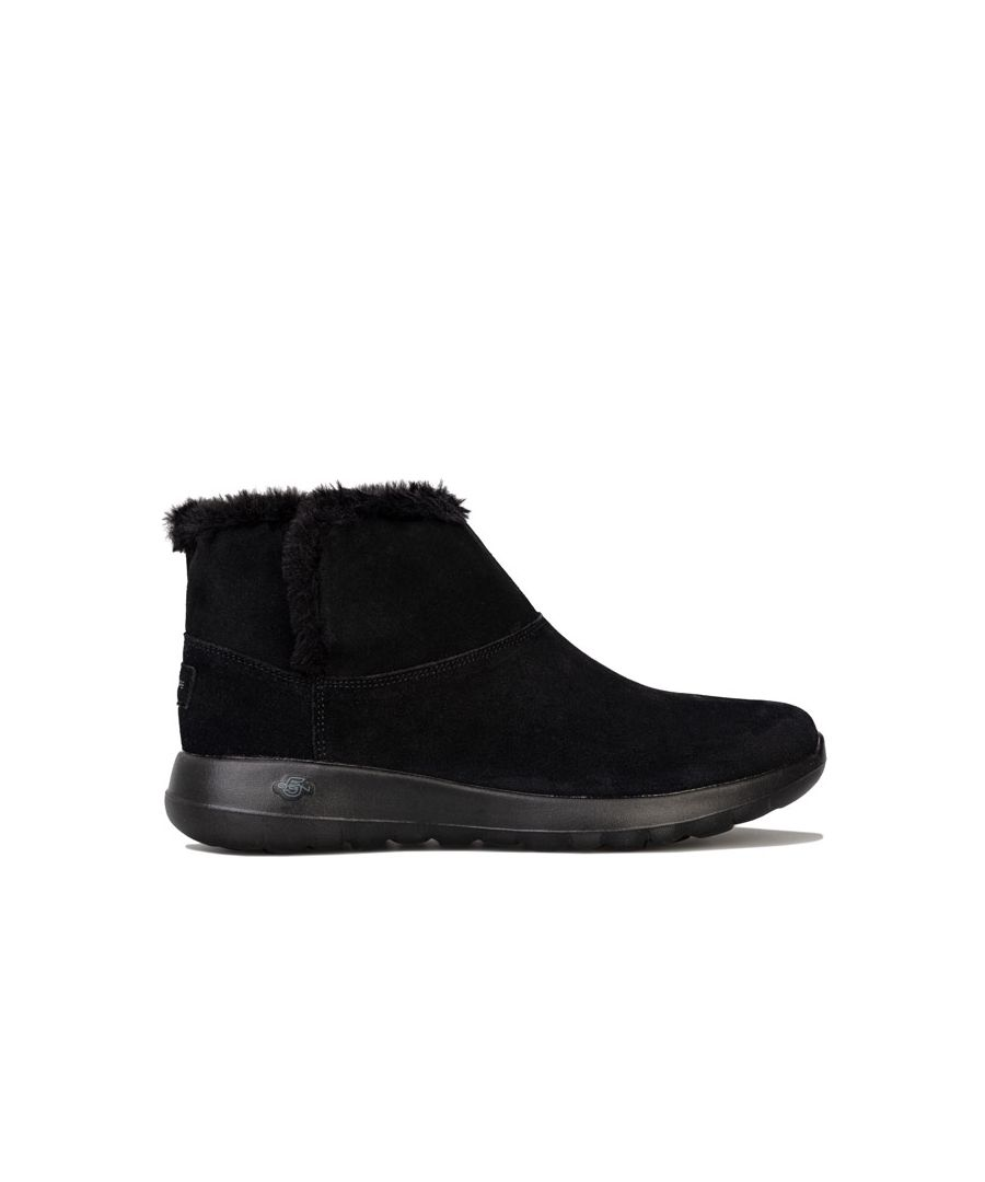 Image for Women's Skechers On The Go Joy Bundle Up Boots In Black