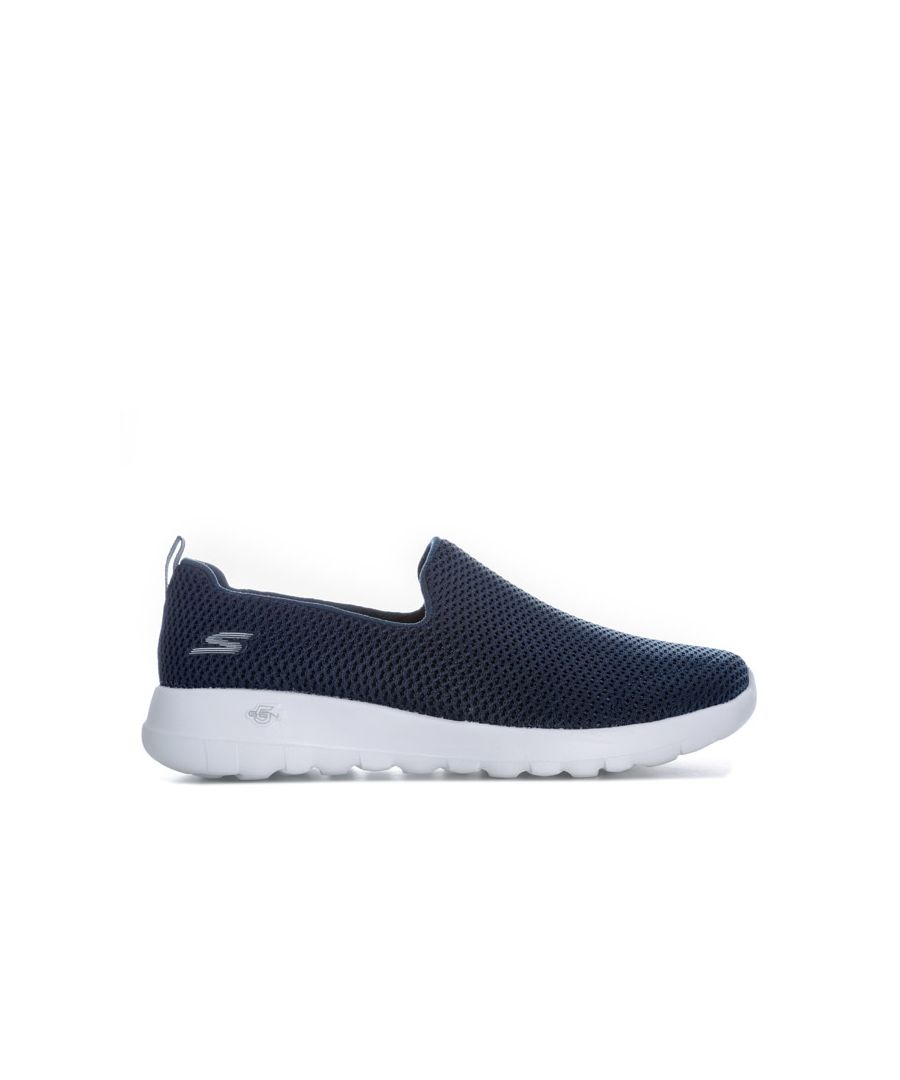 Image for Women's Skechers GO Walk Joy Shoes in Navy