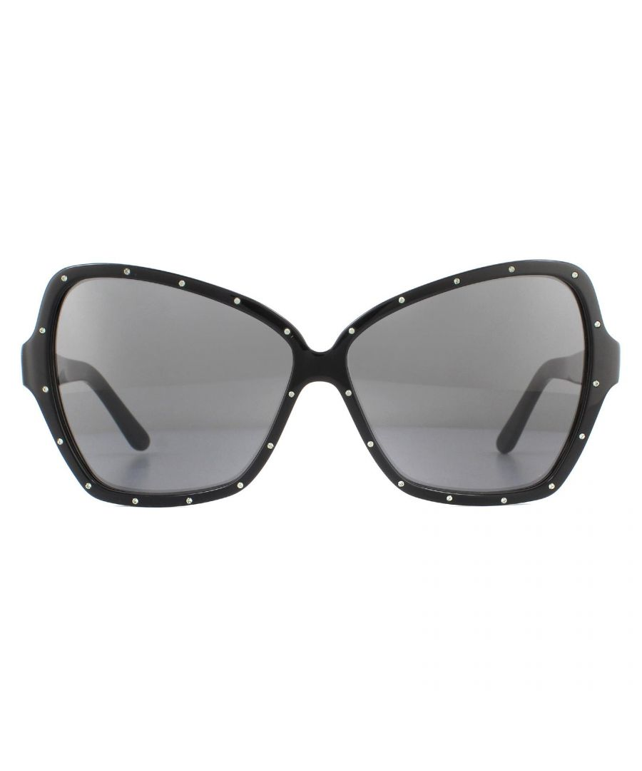 Image for Celine Sunglasses CL4066IS 01A Shiny Black Smoke