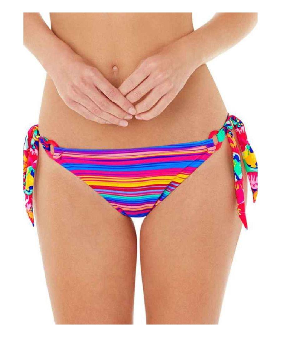 Image for Sun Kissed Tie Side Bikini Brief