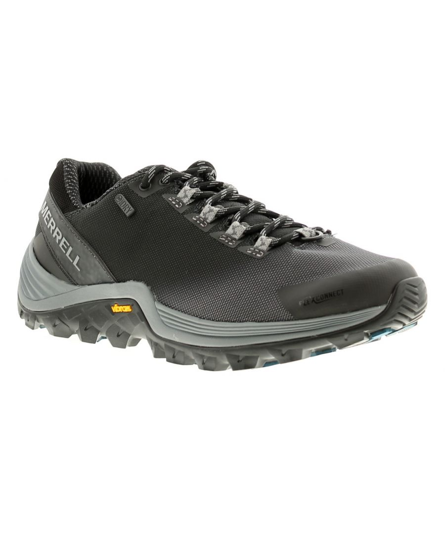Image for Merrell mer thermo cross wp mens walking hiking shoes midnight