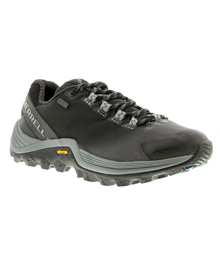 Image for Merrell mer thermo cross wp womens ladies walking hiking shoes midnight