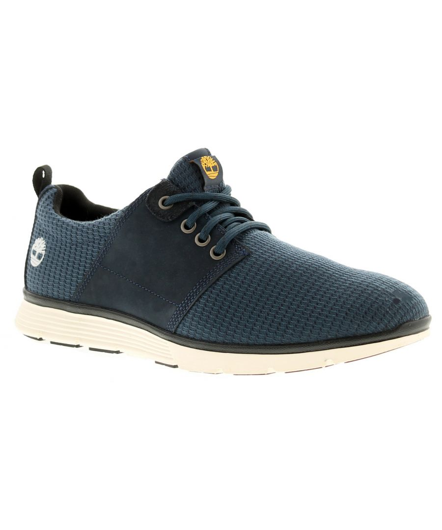 Image for Timberland killington oxford mens trainers navy