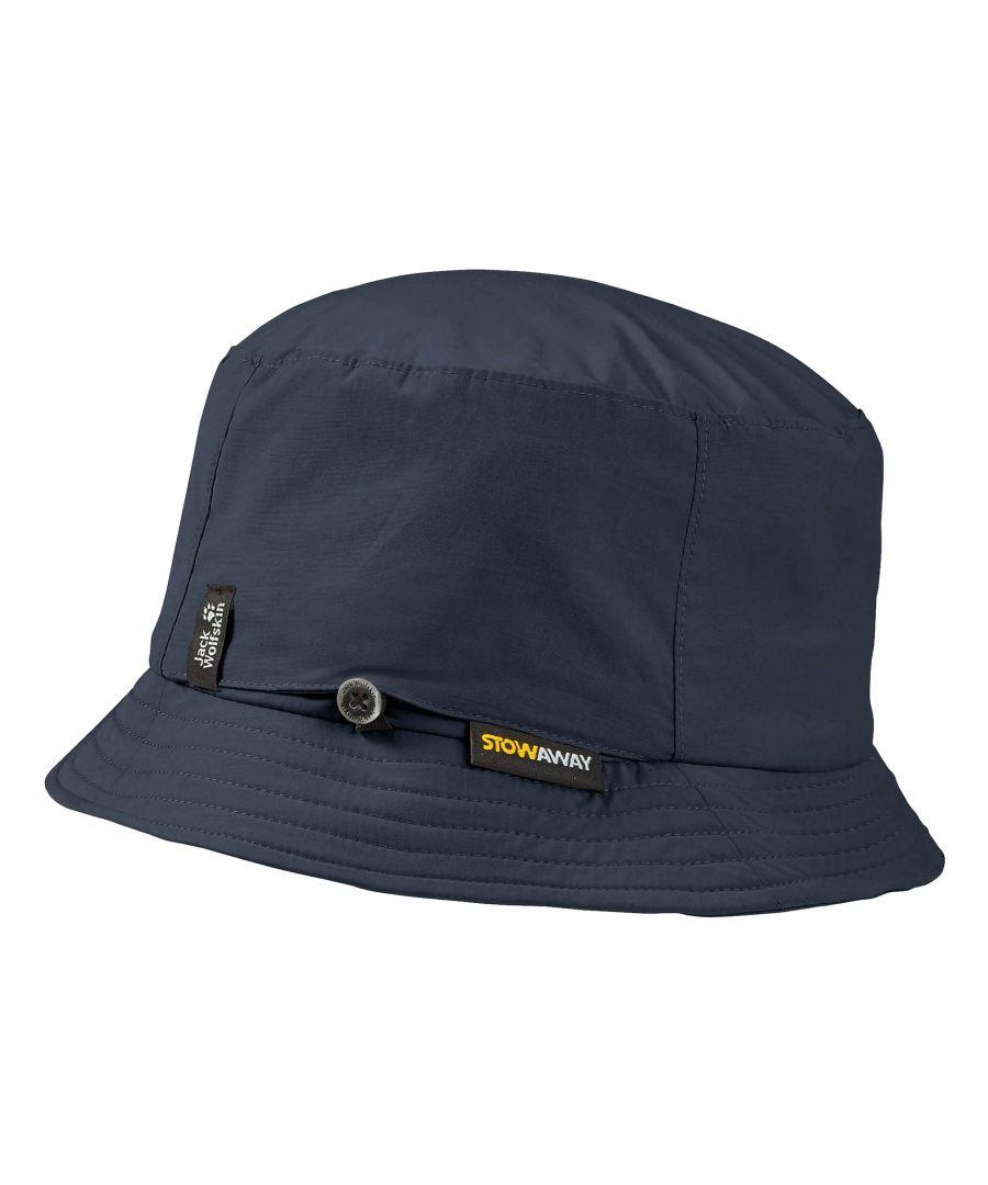 Image for Jack Wolfskin Stow Away Medium Bucket Hat