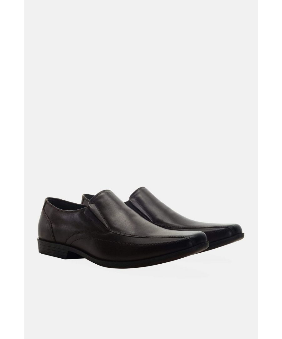 Image for Redfoot Joseph Brown Leather Formal Shoe